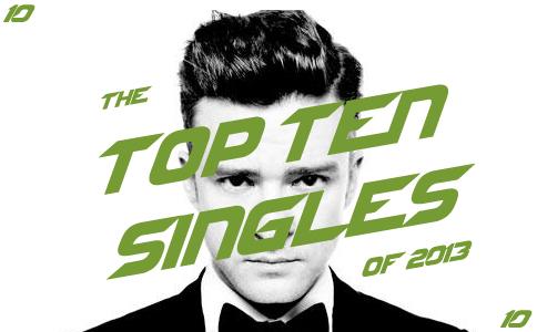 top 10 pop singles 2014